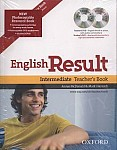 English Result Intermediate książka nauczyciela