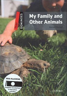 My Family and Other Animals Book with MultiRom