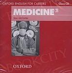 Medicine Intermediate Class Audio CD