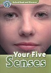Your Five Senses Book with Audio CD Pack