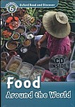 Food Around the World Book