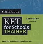 KET for Schools Trainer Audio CDs (2)