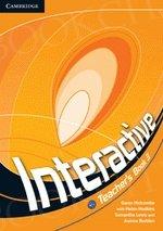 Interactive 3 książka nauczyciela