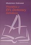 Phonetics of EFL Dictionary Definitions