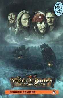 Pirates of the Caribbean: At World's End Book with CD-ROM