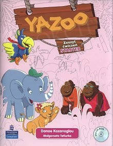 Yazoo Starter Zeszyt ćwiczeń z poradnikiem dla rodziców plus CD-ROM
