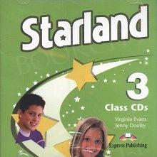 Starland 3 Class Audio CDs