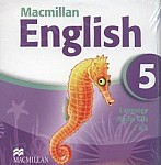 Macmillan English 5 Language CD (2)