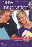 New Inspiration 4 podręcznik