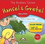 Hansel & Gretel Multi Rom