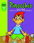 Pinocchio Book with AudioCD/CD-ROM
