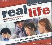 Real Life Pre-Intermediate - wydanie uaktualnione Class Audio CD