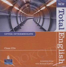 New Total English Upper-Intermediate Class Audio CD