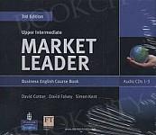 Market Leader 3rd Edition Upper-Intermediate Class Audio CD