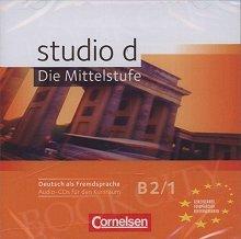 studio d B2 Band 2 Miitelstufe. Unterrichtsvorbereitung mit Kopiervorlagen und Tests (dla nauczyciela)