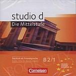 studio d B2 Band 1 Mittelstufe materiały audio do pracy na zajęciach CD