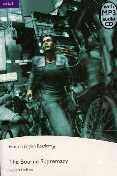 The Bourne Supremacy Book plus mp