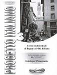 Nuovo Progetto Italiano 3 Przewodnik metodyczny