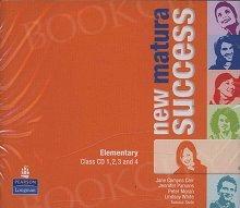 New Matura Success Elementary Class Audio CD