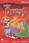 English Quest 1 (reforma 2017) Flashcards