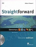 Straightforward 2nd ed. Elementary Workbook (no key) (Pack)