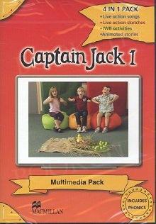 Captain Jack 1 DVD
