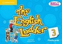 English Ladder 3 Flashcards (Pack of 72)