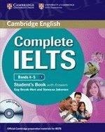 Complete IELTS Bands 4-5 ćwiczenia