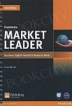 Market Leader 3rd Edition Elementary Teacher's Resource Book with Test Master CD-ROM