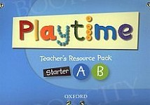 Playtime Starter A& B TRP Teacher's Resource Pack