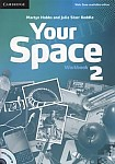 Your Space 2 Workbook with audio CD (1)