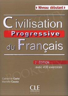 Civilisation Progressive Du Francais Debutant Livre