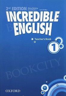 Incredible English 1 (2nd edition) Teacher's Book