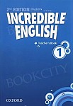 Incredible English 1 (2nd edition) książka nauczyciela