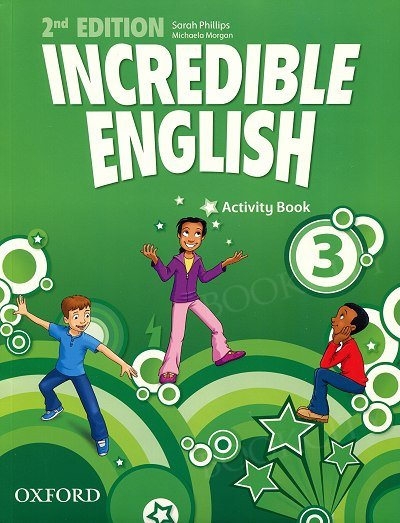 Incredible English 3 (2nd edition) ćwiczenia