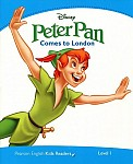 Peter Pan Comes to London Poziom 1 (200 słów)