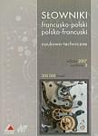 Słowniki francusko-polski polsko-francuski naukowo techniczne
