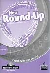 New Round Up Starter książka nauczyciela