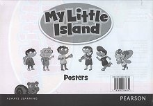 My Little Island - Materiały dodatkowe Level 1,2,3 Posters