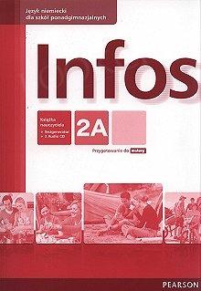 Infos 2A książka nauczyciela