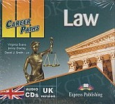Law Class Audio CDs (set of 2)