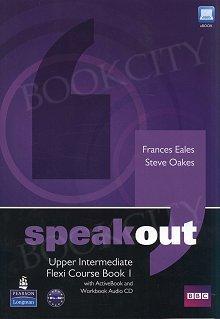 Speakout Flexi Upper-Intermediate Flexi Course Book 1 Pack