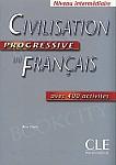 Civilisation Progressive Du Francais Intermediare Livre