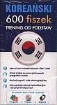 Koreański 600 fiszek Trening od podstaw Fiszki + CD-Rom