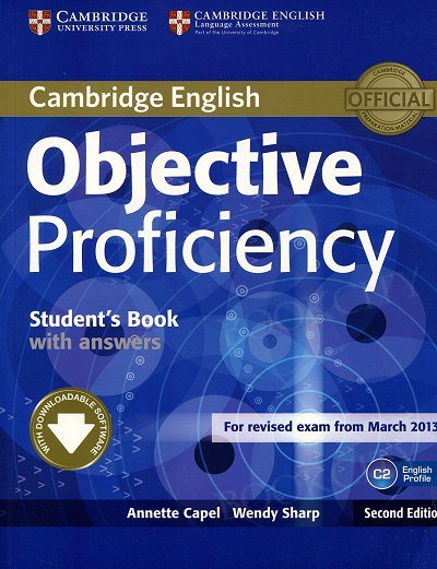 Objective Proficiency (2nd Edition) Student's Book with Answers