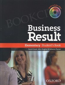 Business Result Elementary Student's Book New Pack (DVD-ROM)