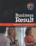 Business Result Elementary podręcznik