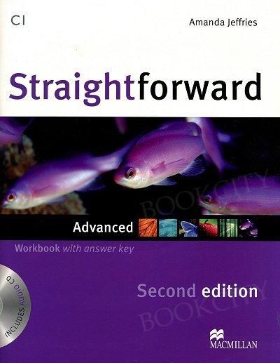 Straightforward 2nd ed. Advanced ćwiczenia