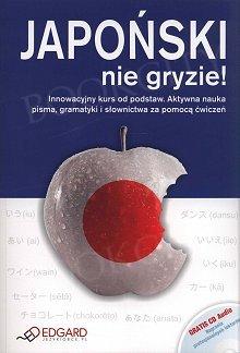 Japoński nie gryzie Książka +CD