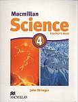 Macmillan Science 4 Książka nauczyciela